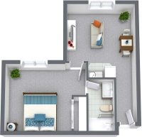 1-bedroom-style-1